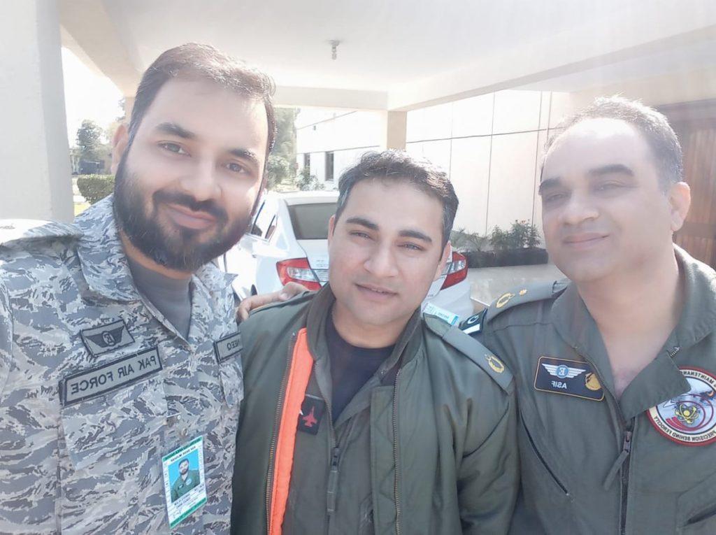 PAF Pilot Hassan Siddiqui Biography