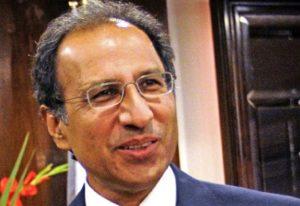 Abdul Hafeez Shaikh Biography